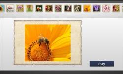 Jigsaw Puzzles Flower World screenshot 1/5