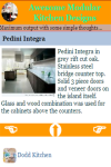 Awesome Modular Kitchen Design screenshot 3/3