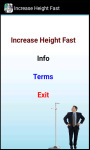 Increase Height_Fast screenshot 2/3