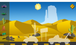 Live Kids Puzzles - Cars screenshot 1/3