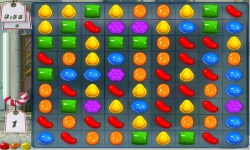 Candy Crush New Level screenshot 1/4