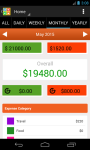 Daily Income Expense Manager screenshot 4/5