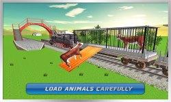 Transport Train: Farm Animals screenshot 1/4