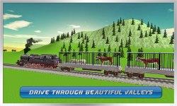 Transport Train: Farm Animals screenshot 2/4