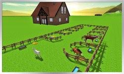 Transport Train: Farm Animals screenshot 3/4