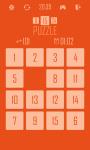 15-Puzzle HD screenshot 1/6