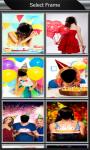 Birthday Photo Montage screenshot 2/6
