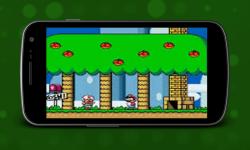 World Super Mario screenshot 2/4