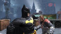 Batman Arkham Origins extreme screenshot 1/6