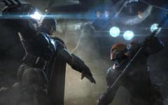 Batman Arkham Origins extreme screenshot 2/6