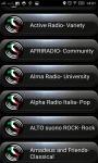 Radio FM Italy screenshot 1/2
