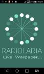 Live Wallpaper RADIOLARIA screenshot 1/5
