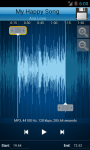 Ringtone Maker MP3 Cutter screenshot 2/6