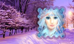 Winter Photo Frames Top screenshot 1/6
