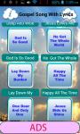GP Gospel Song With Lyrics screenshot 4/6