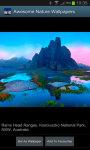 Awesome Nature Wallpapers Lite screenshot 4/6