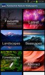 Awesome Nature Wallpapers Lite screenshot 6/6