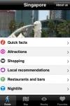 Singapore City Guide screenshot 1/1