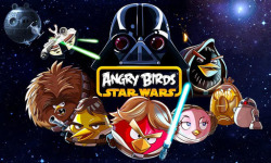 Angry Birds Star Wars HD screenshot 1/5