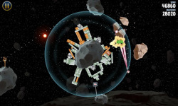 Angry Birds Star Wars HD screenshot 2/5