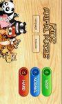 kids learning animal puzzle  screenshot 1/5