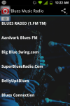 Blues Music Radio screenshot 1/4