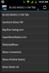 Blues Music Radio screenshot 4/4