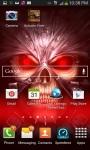 Glowing Skull Grim Reaper LWP screenshot 3/3
