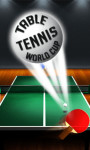 Table Tannis World Cup - Free screenshot 1/5