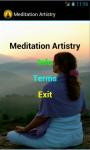 Meditation Artistry screenshot 2/4