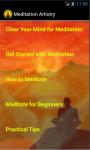 Meditation Artistry screenshot 3/4