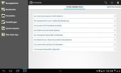 Bauskript Site Journal Bautagebuch App screenshot 1/3