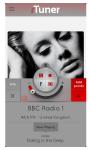 myTuner Radio screenshot 1/5