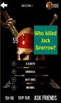 Quiz Game Pirates Of Caribbean screenshot 5/6