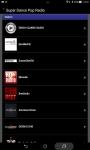 Super Dance Pop Radio screenshot 1/6