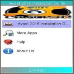 Avast 2015 _Installation screenshot 1/1