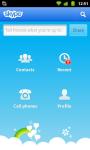Skype Nokia App screenshot 2/6