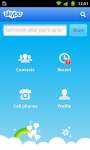 Skype Nokia App screenshot 4/6