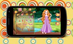 Dress Up Princess Rapunzel screenshot 1/4