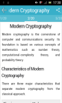 Learn Cryptography screenshot 2/3