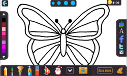 Kids Color Fly -  Drawing Book screenshot 4/4