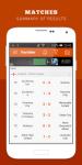 FootsApp soccer scores screenshot 3/6