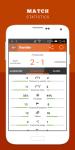 FootsApp soccer scores screenshot 6/6