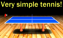 Simple Table Tennis: 2D gameplay screenshot 1/3