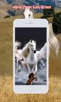 Horse Zipper Lock Screen screenshot 6/6