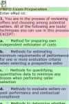 PMP Preparation screenshot 2/2