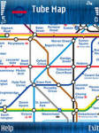 Tube Map screenshot 1/1