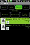 Total Recall Android Call Recorder screenshot 6/6