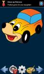 Vehicles Shape Puzzle  screenshot 3/6