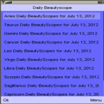 Daily Beauty Scope screenshot 3/6